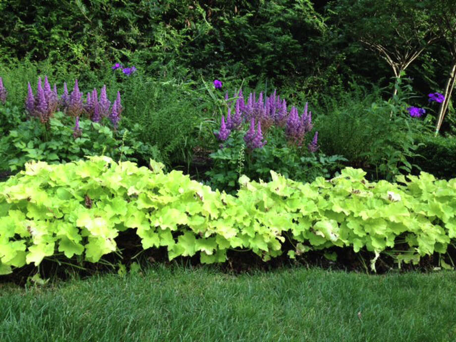 """The Westport Historical Society's 23rd annual Hidden Garden Tour takes place Sunday, June 8, in Westport and Fairfield. Above is a """"sneak peek"""" from this year's tour. Photo: Contributed Photo / Connecticut Post Contributed"""