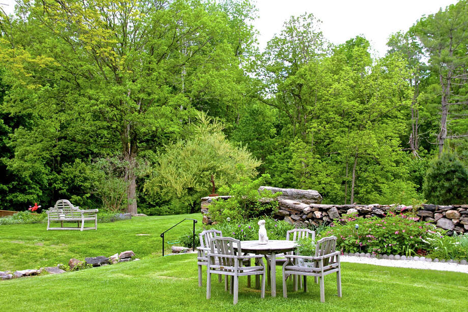 The Westport Historical Society's 23rd annual Hidden Garden Tour takes place Sunday in Westport and Fairfield. Find out more.  Photo: Contributed Photo / Connecticut Post Contributed