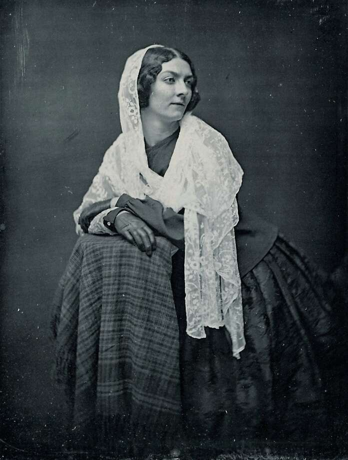 Lola Montez already had a racy global reputation when she landed in S.F. Photo: Southworth & Hawes, Collection Of The Metropolitan M