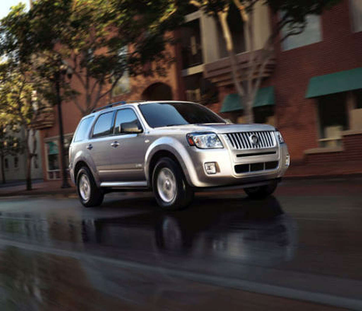 Mercury Mariner Model year being recalled:2008-2011 Number of vehicles being recalled:Part of 915,000Reason for recall:Faulty torque sensor could result in loss of power steering while driving.