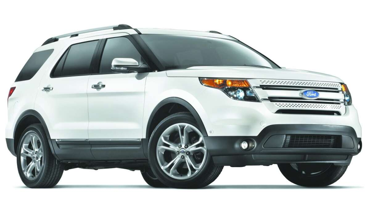 Ford Explorer Model year being recalled:2011-2013 Number of vehicles being recalled:196,000Reason for recall:Possible faulty electrical connection in the steering gear.
