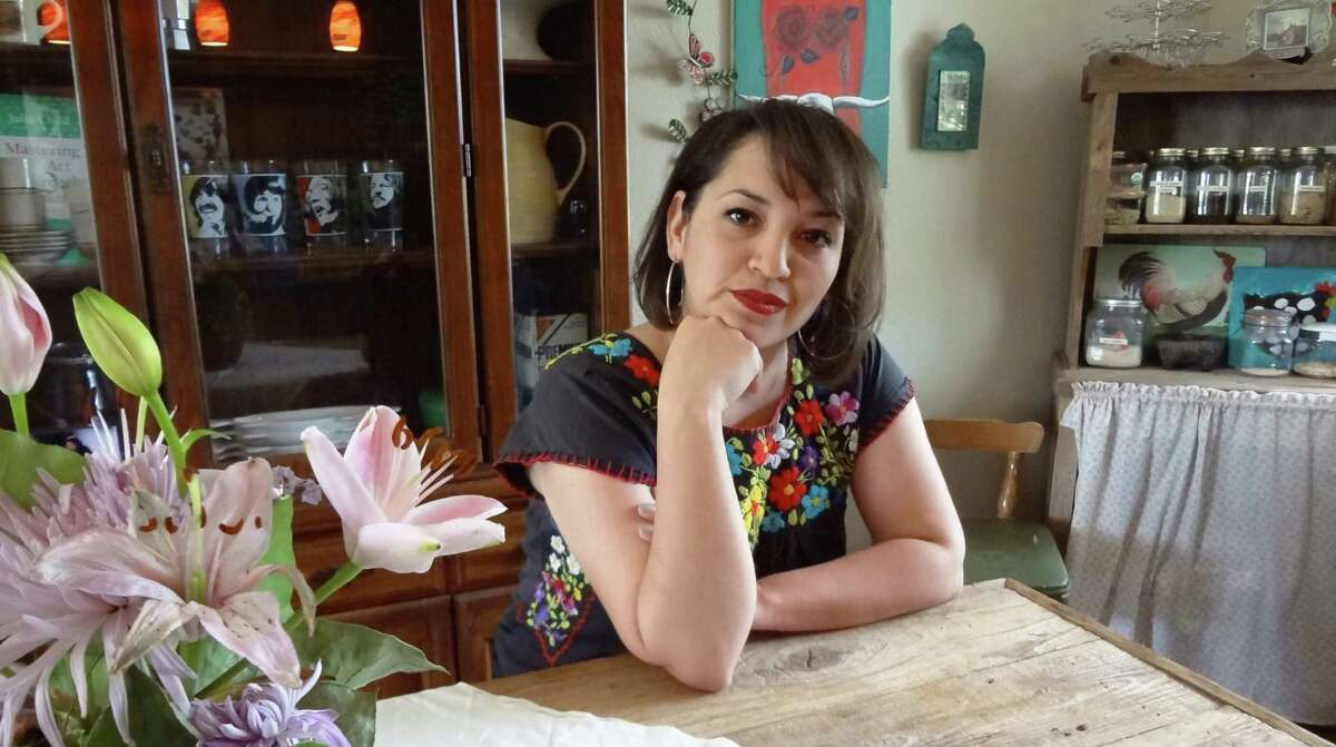 Laurie Ann Guerrero, San Antonio's recently named poet laureate, is the featured poet at Paletas y Poesía, a family-friendly event from 4 to 9 p.m. Saturday at Mission Drive-In.