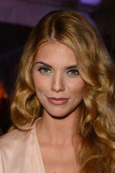 Actress/model AnnaLynne McCord