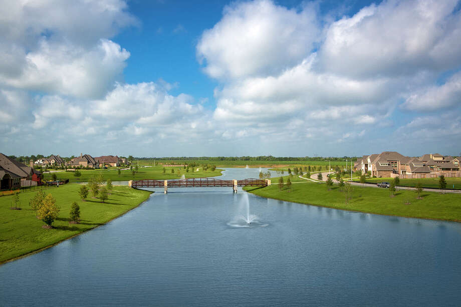 West Ranch offers residents amenities that include more than 60 acres of park space.