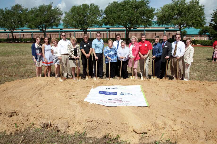 The corner of Cartwright and Dulles in Fort Bend County was designated as the site for a family day center that will be built for Fort Bend Family Promise.