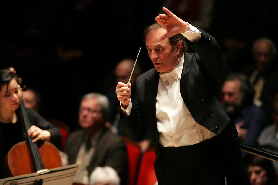 Guest conductor Charles Dutoit took three very different liturgical settings and made them sound more or less alike in his S.F. Symphony outing. Photo: SF Symphony