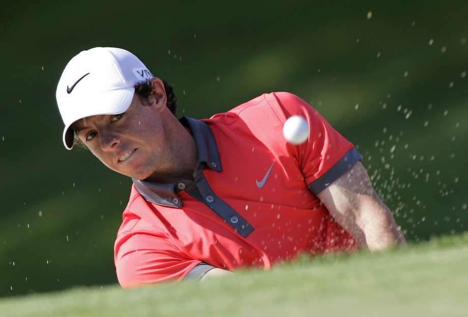 Rory McIlroy's 63 was the lowest opening round in 39 years at the Memorial. Photo: Jay LaPrete, Associated Press