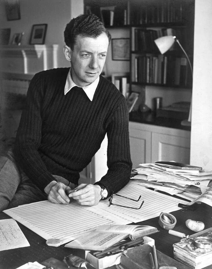 "Benjamin Britten wrote the ballet score for ""The Prince of the Pagodas"" in 1957. Photo: Roland Haupt"