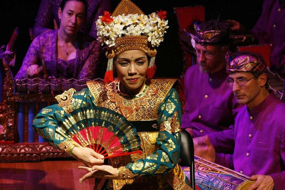 Emiko Saraswati Susilo, Gamelan Sekar Jaya's director Photo: Gamelan Sekar Jaya