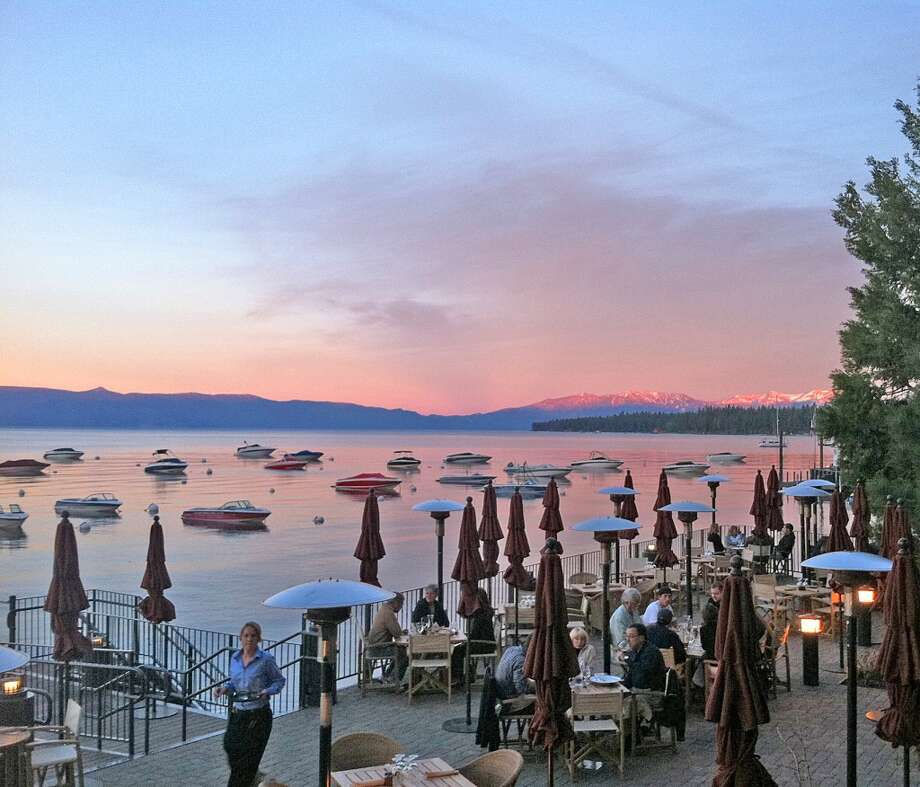 Homewood's West Shore Cafe offers lovely Lake Tahoe views for diners (though technically it's in Stateline, Nev.). Photo: Courtesy OpenTable