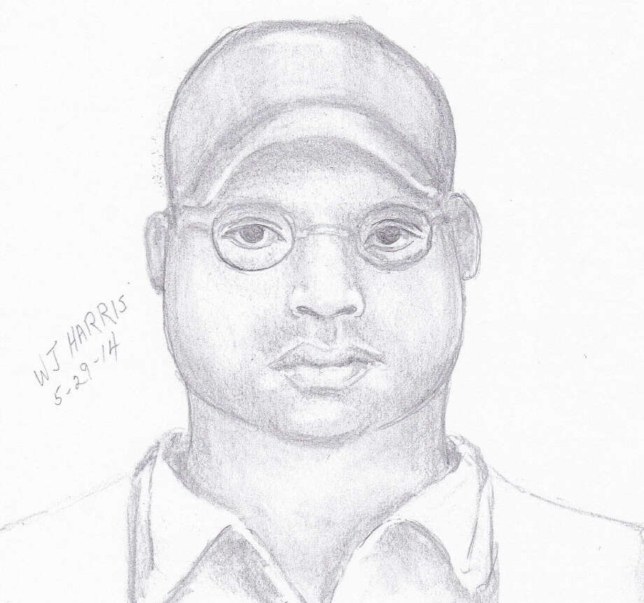 Authorities have released a composite sketch of one of three suspects in a robbery Sunday at a home in southwest Houston.