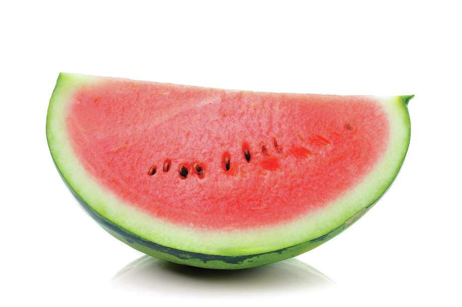 water melon isolated on white background / 60733326