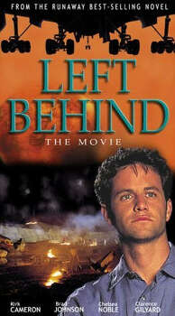 """Left Behind: The Movie"" (2000) – When 100 million people vanish from earth, Global News Network reporter Buck Williams (Kirk Cameron) follows the mystery as pilot Ray Steele tries to locate his wife and son. As he digs deeper, he finds that the answers may lie in the Bible. Based on the best-selling novel by Christian evangelist Tim LaHaye and Jerry B. Jenkins, Left Behind is a chilling look at the chaos that follows Judgment Day. Available June 1 Photo: Netflix"