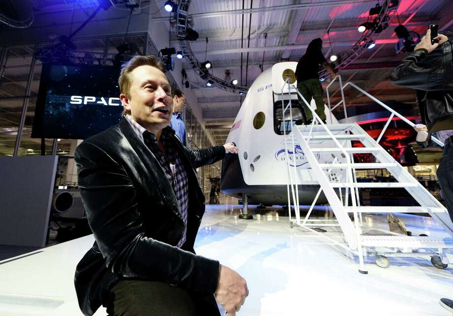 That could be good for Elon Musk, whose space travel company SpaceX 