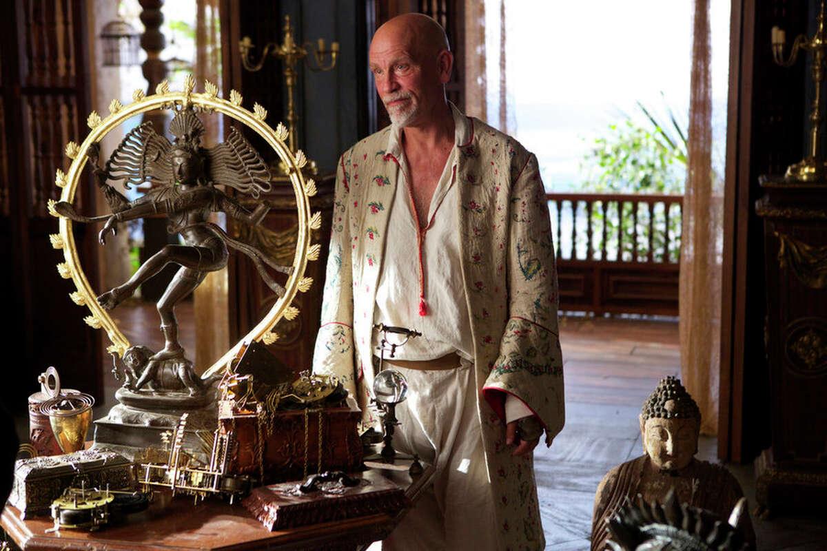 NBC's new pirate series starring John Malkovich, 'Crossbones,' debuts May 30th at 9 p.m.