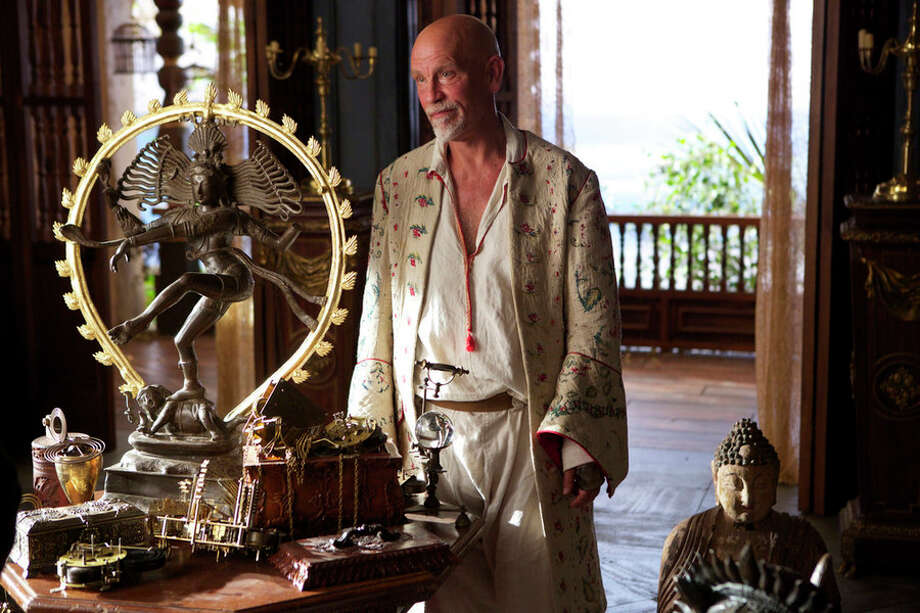 NBC's new pirate series starring John Malkovich, 'Crossbones,' debuts May 30th at 9 p.m. Photo: NBC, Francisco Roman/NBC