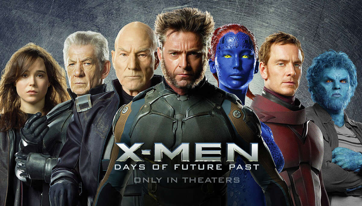 """""""X-Men: Days of Future Past"""" is the latest installment of the adventures of Marvel's mutants, now playing in area theaters."""