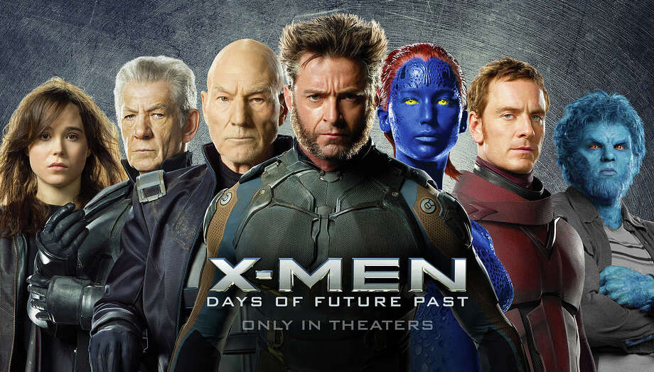 """X-Men: Days of Future Past"" is the latest installment of the adventures of Marvel's mutants, now playing in area theaters. Photo: Contributed Photo / Westport News"