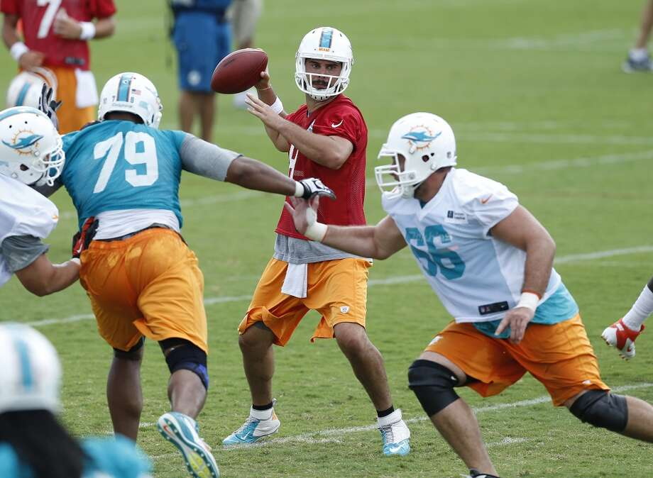 Miami Dolphins   Win total: 8 games Over(+110)/Under(-140) Photo: Joel Auerbach, Getty Images