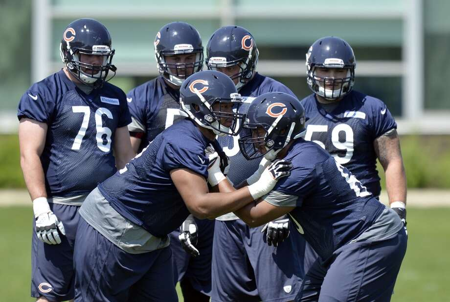 Chicago Bears  Win total: 8.5 games Over(-150)/Under(+120) Photo: Brian Kersey, Getty Images