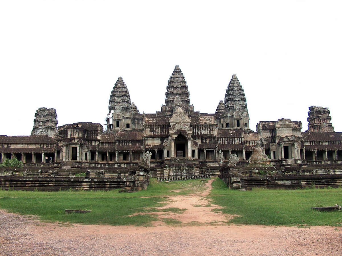 3. Siem Reap, Cambodia: The Southeast Asia city is home to temple complex Angkor Wat, the largest religious monument in the world.