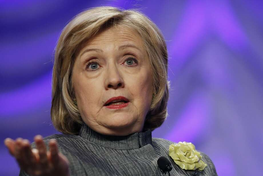 Republicans have been tireless in criticizing Hillary Rodham Clinton's leadership. Photo: Charles Dharapak, Associated Press