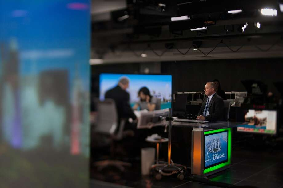 John Mulligan, serving as Target CEO until the company finds a permanent replacement for Gregg Steinhafel, is interviewed on Bloomberg Television. Photo: Ron Antonelli, Bloomberg