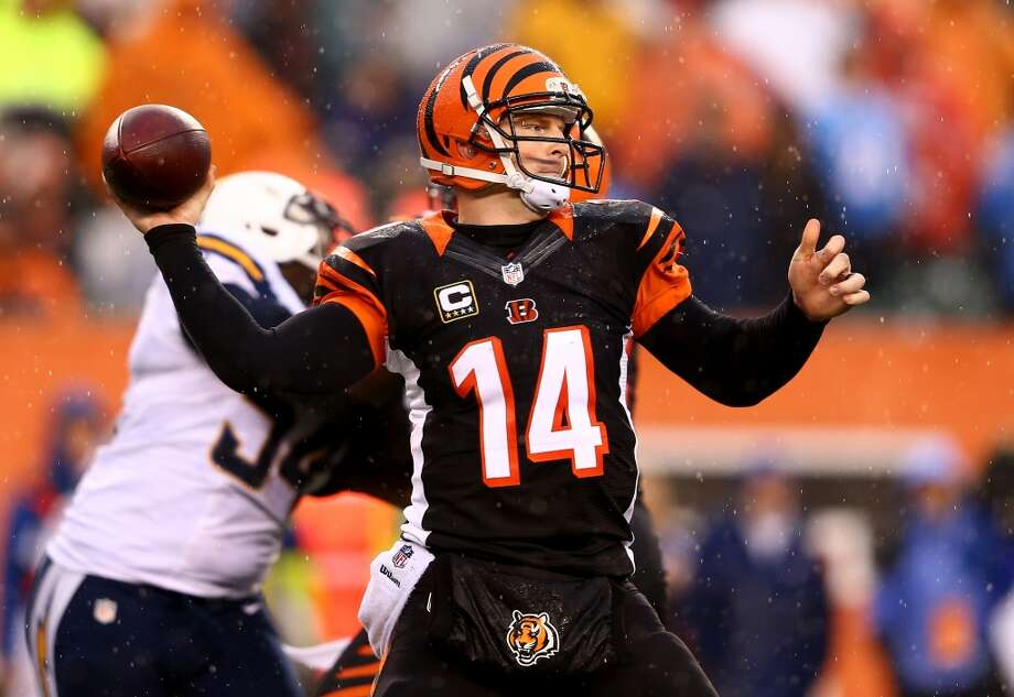 Cincinnati Bengals  Win total: 9 games Over(-125)/Under(-105) Photo: Andy Lyons, Getty Images