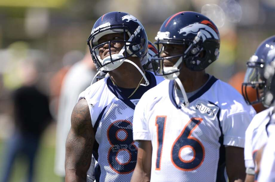 Denver Broncos  Win total: 11.5 games Over(-105)/Under(-125) Photo: John Leyba, Getty Images