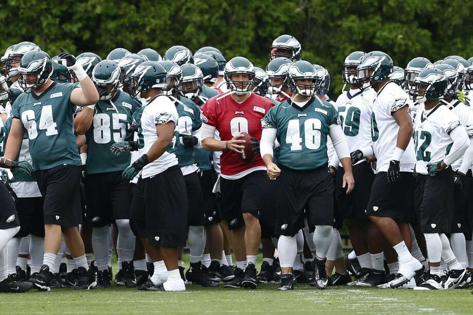 Philadelphia Eagles  Win total: 9 games Over(EVEN)/Under(-130) Photo: Matt Rourke, Associated Press
