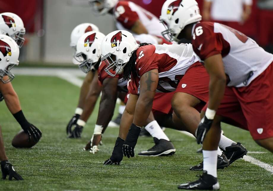 Arizona Cardinals Win total: 7.5 games Over(-150)/Under(+120) Photo: Norm Hall, Getty Images