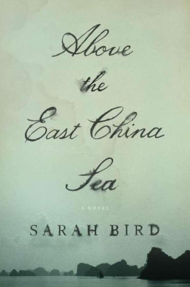 """Above the East China Sea,"" by Sarah Bird Photo: Xx"