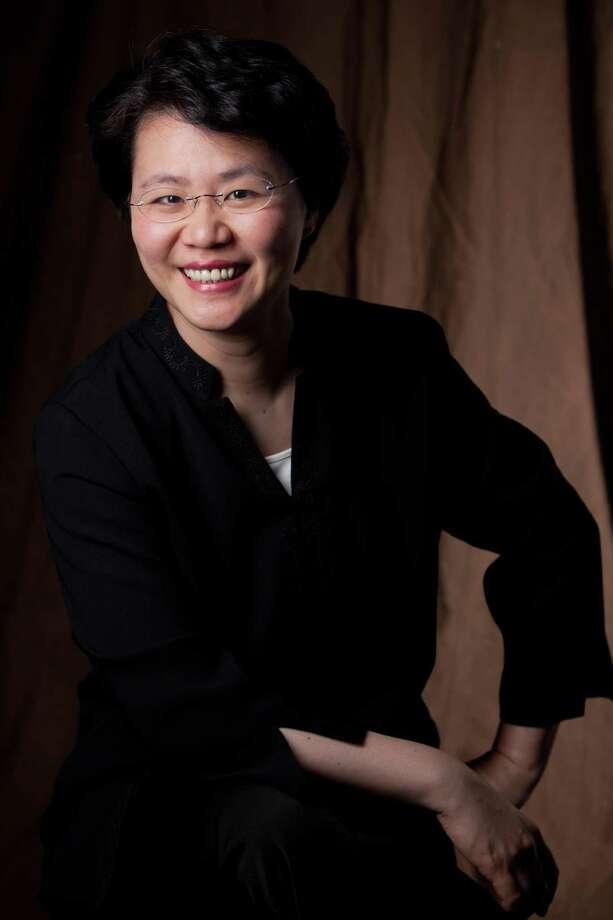 Mei-Ann Chen will conduct the Texas Music Festival Orchestra on Saturday. Photo: Rosalie O'Connor, Photographer / ONLINE_YES