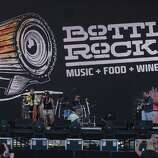 Grass Child performs at the 2014 Bottlerock Napa Valley music, food and wine festival on Friday, May 30, 2014 in Napa, Calif.