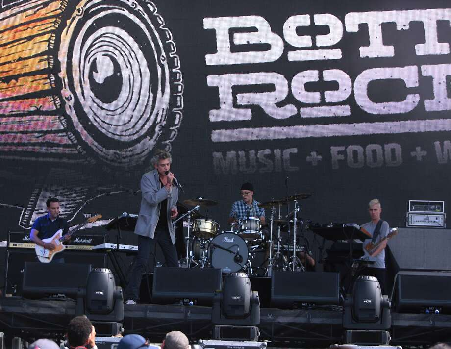 Matisyahu peforms at the 2014 Bottlerock Napa Valley music, food and wine festival on Friday, May 30, 2014 in Napa, Calif. Photo: Kevin N. Hume, The Chronicle