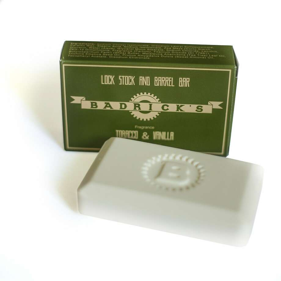 Your best/craziest bro from Phi Delt is getting married in 10 hours, and he just told you about it? No chance to curate the dopp kit, my man. Badrick's just-launched Lock Stock and Barrel bar is about all you'll need though, as this all-in-one soap was crafted for body, hair, and beard. Shea butter and a raft of natural oils complement its manly vanilla and tobacco scent. $12.95. www.badricks.com. Photo: Badrick's