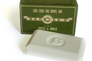 Your best/craziest bro from Phi Delt is getting married in 10 hours, and he just told you about it? No chance to curate the dopp kit, my man. Badrick's just-launched Lock Stock and Barrel bar is about all you'll need though, as this all-in-one soap was crafted for body, hair, and beard. Shea butter and a raft of natural oils complement its manly vanilla and tobacco scent. $12.95. www.badricks.com.