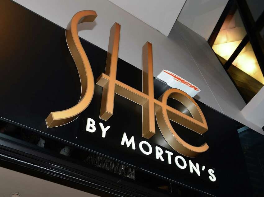 Eva Longoria's female-focused steakhouse closed over the weekend, less than two years after opening in a swanky shopping center on the Las Vegas Strip. Officials with parent company Landry's said SHe by Morton's shut down effective Sunday. - Associated Press Here are some photos from SHe by Morton's when it was open.