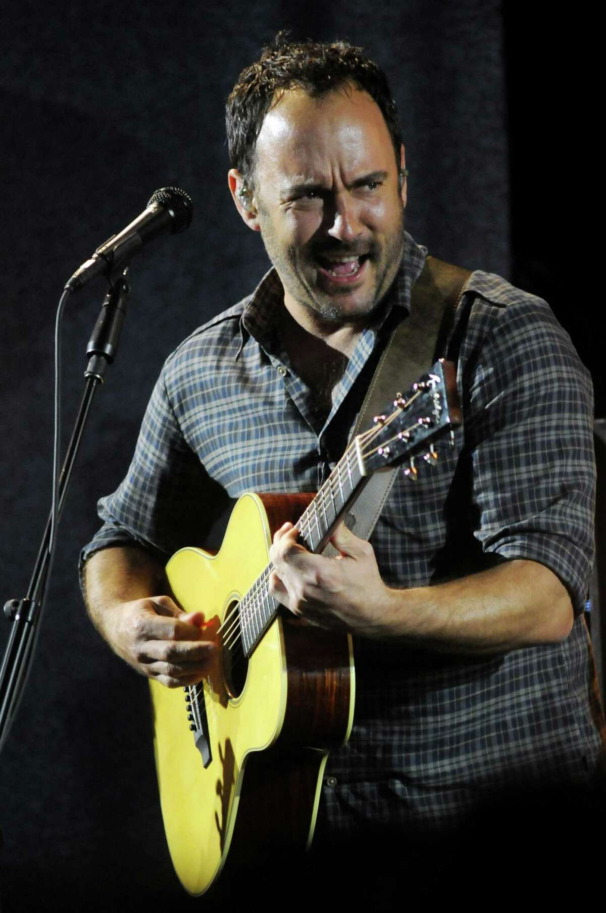 Best concert in the past year: 2. Dave Matthews Band , SPAC, May 26, 2013