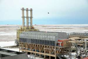 BP operates this natural gas facility on BP's Prudhoe Bay oil field in Alaska. After separating out oil and water, gas is sent to the facility for further processing. There, natural gas liquids are extracted.
