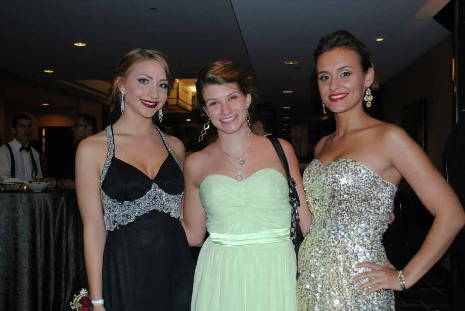"Seniors from Westhill High School in Stamford celebrated prom night with a ""midnight masquerade"" at the Hyatt Regency Greenwich on Friday, May 30. Were you SEEN? Photo: Lauren Stevens/ Hearst Connecticut Media Group"