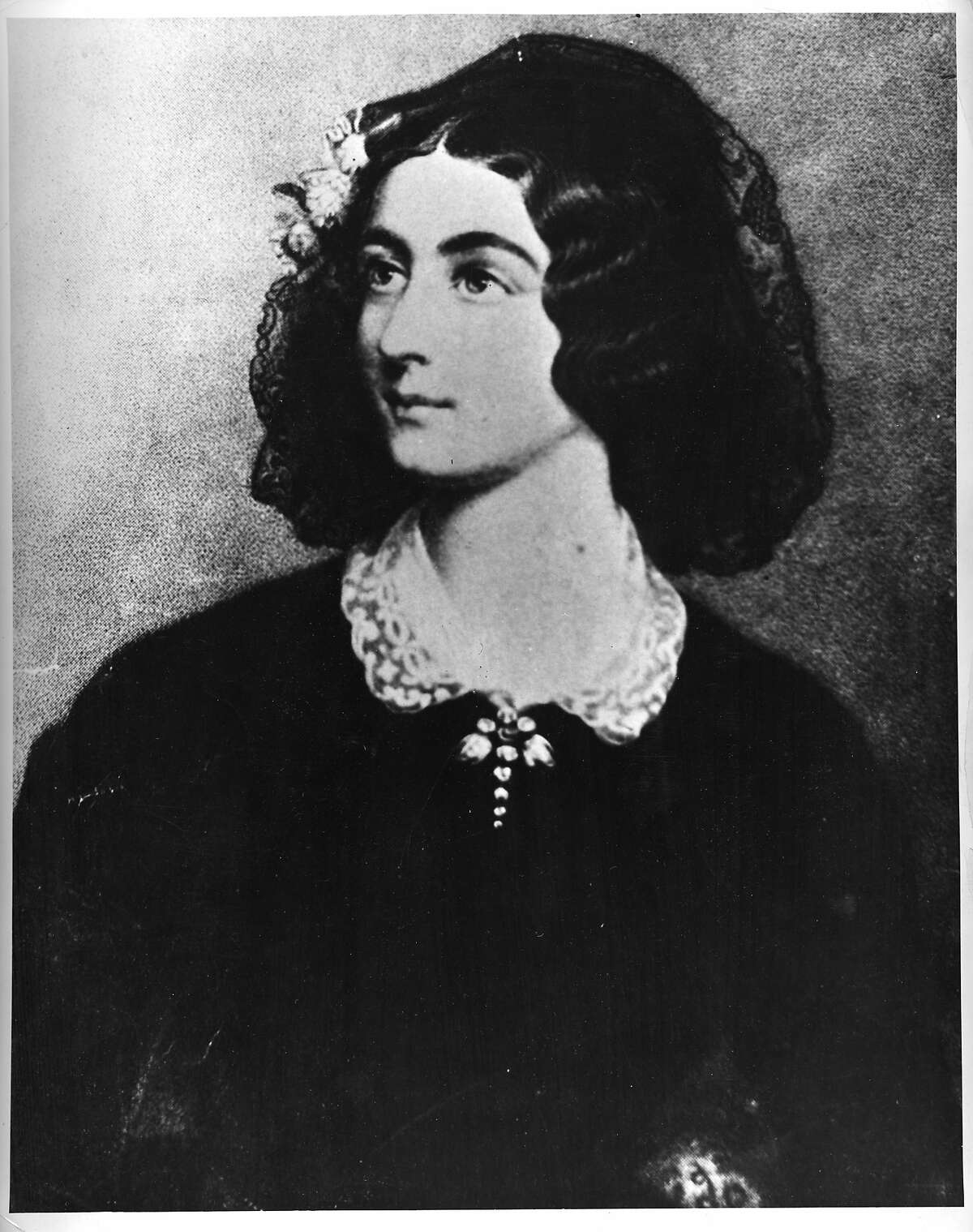 Lola Montez, as she appeared at the height of her popularity.