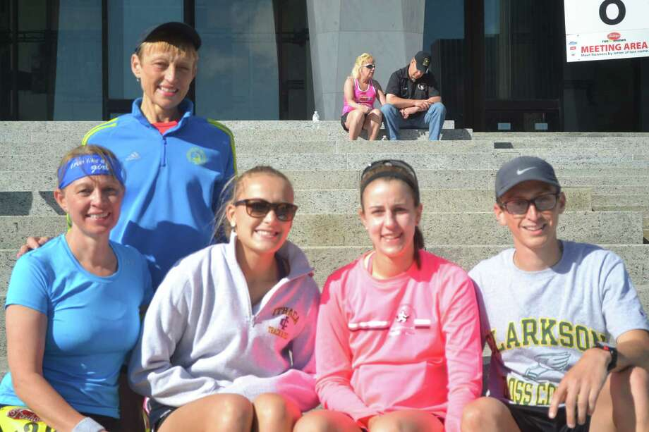 Were you Seen at the 36th Annual Freihofer's Run for Women at the Empire State Plaza in Albany on Saturday, May 31, 2014? Photo: Caroline Grondahl