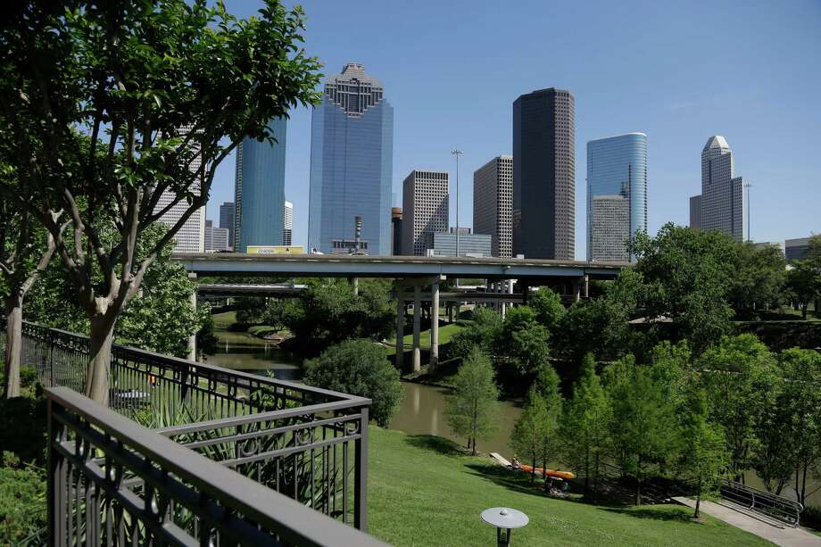 Managing  Houston's ballooning debt obligations is going to squeeze city services. Photo: Pat Sullivan, STF / AP