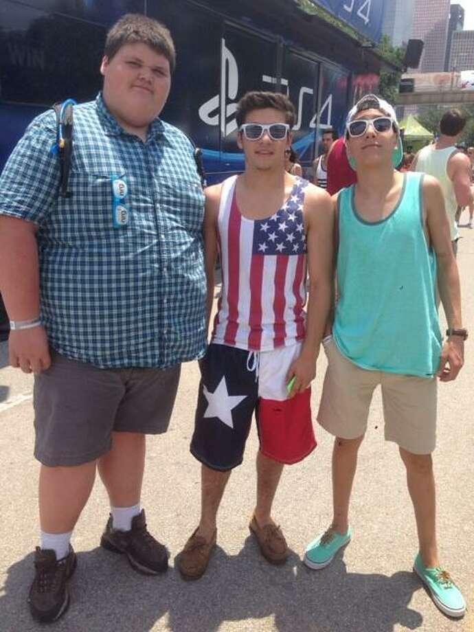 Free Press Summer Festival 2014 Photo: Francisca Ortega/Houston Chronicle