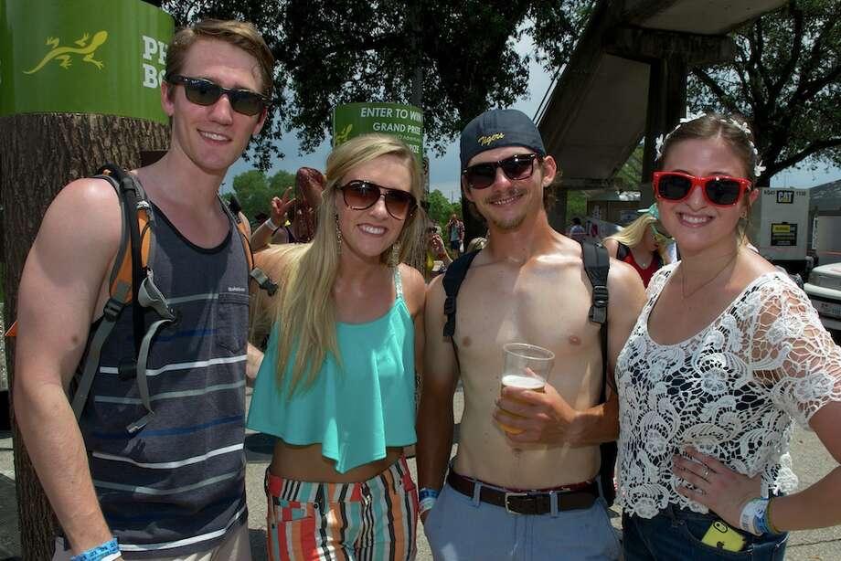 Free Press Sumer Fest 2014 Photo: Jay Dryden For The Houston Chronicle / copyright 2014 Jay Dryden