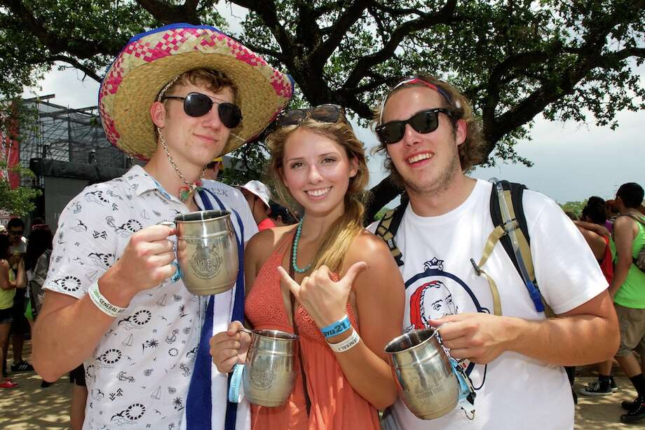 Free Press Summer Fest 2014 Photo: Jay Dryden For The Houston Chronicle / copyright 2014 Jay Dryden