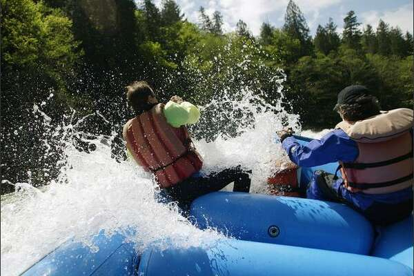 "Washington is home to some great rivers for whitewater rafting for people of all skill levels. The  Wenatchee River , a ""Class 3"" river, is a challenging but fun rafting spot. It is the most popular rafting spot in the state."