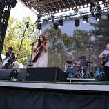 Autumn Sky performs at the 2014 Bottlerock Napa Valley music, food and wine festival on Saturday, May 31, 2014 in Napa, Calif.