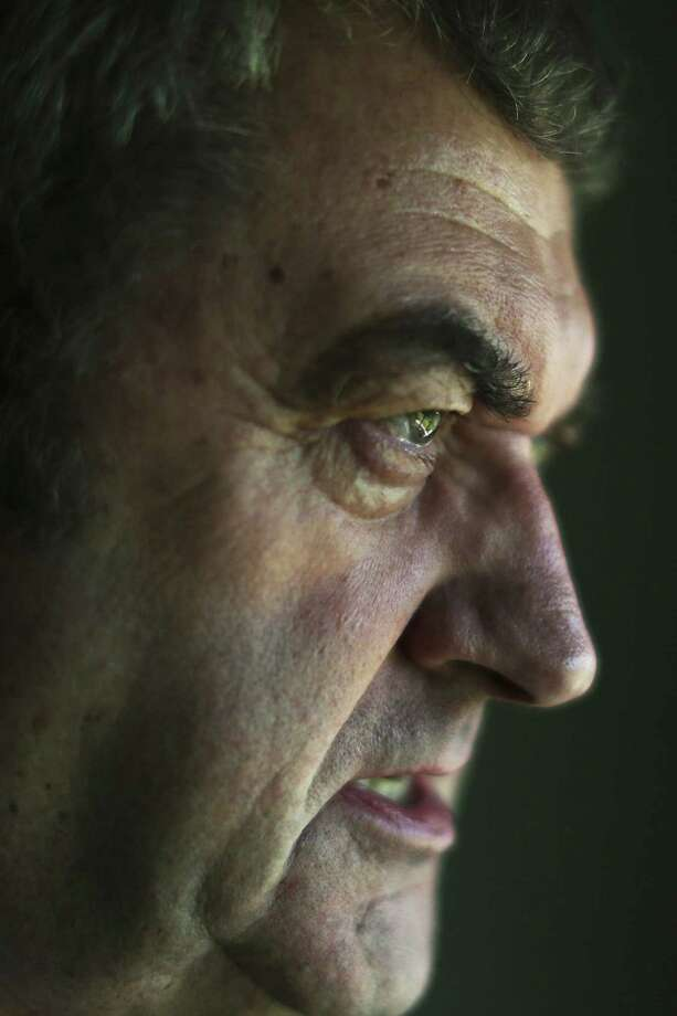Steve Goddard was threatened for his role in thwarting a criminal ring. / NYTNS